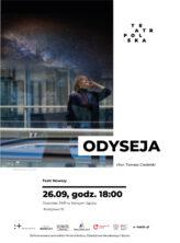 """Zdjęcie: Nowy Sącz: Tomasz Ciesielski """"Odyseja"""""""