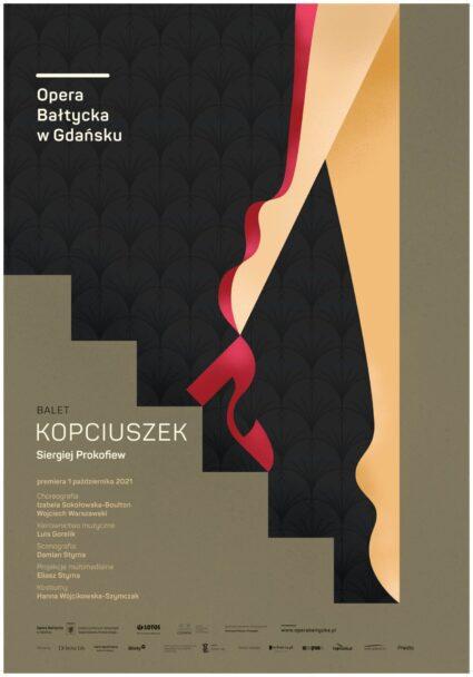 """Zdjęcie: Gdańsk/Opera Bałtycka: Siergiej Prokofiew """"Kopciuszek"""" – chor. Izabela Sokołowska-Boulton, Wojciech Warszawski"""