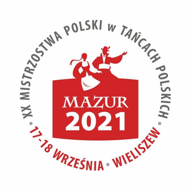 """Zdjęcie: Wieliszew: XX Mistrzostwa Polski w Tańcach Polskich """"MAZUR 2021"""""""