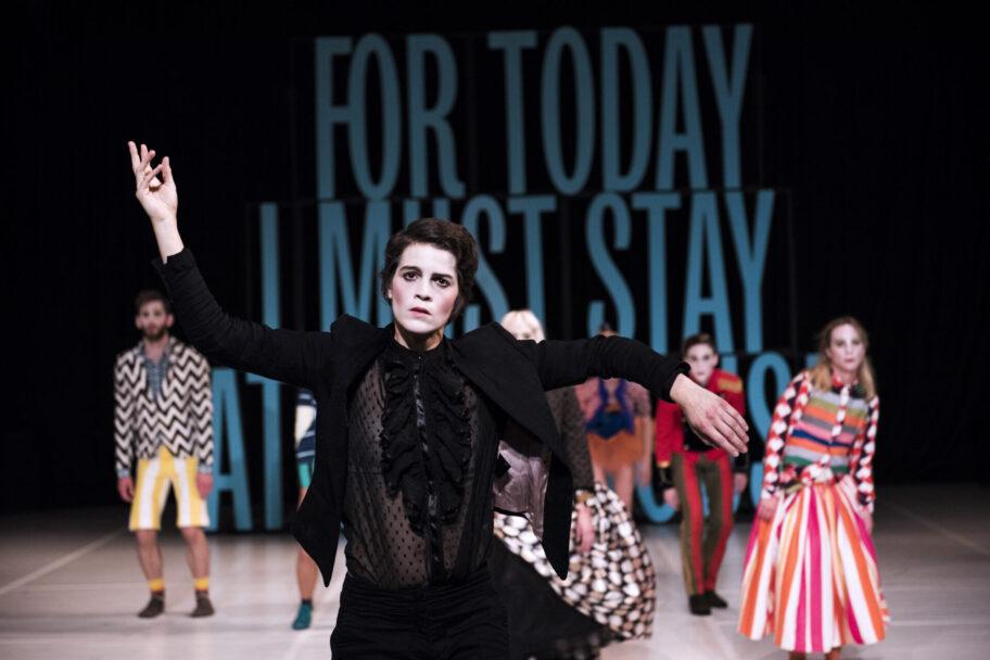 Zdjęcie: Gdański Teatr Szekspirowski: Taniec podczas Tygodnia Chorwackiego