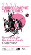 """Zdjęcie: Międzynarodowa konferencja """"Terytoria choreografii. Nowe szlaki awangardy"""" w formule on-line"""