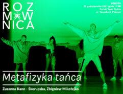 """Zdjęcie: Polski Teatr Tańca: W sobotę rozmównica """"Metafizyka tańca"""""""