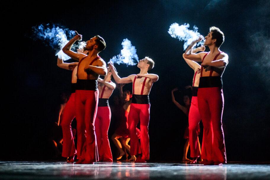 Zdjęcie: Spektakle Polskiej Sieci Tańca 2020/21 w październiku