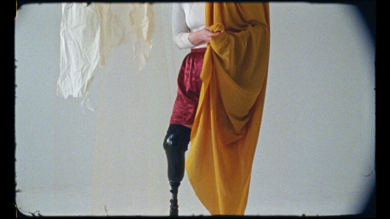 """HER Docs Film Festival – sekcja """"Ciało w ruchu"""": Kadr z filmu """"Część mnie"""""""