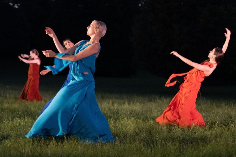 """Zdjęcie: Polski Teatr Tańca współtworzy strefę """"Poland. Spirit of ingenuity"""" podczas Wystawy Światowej EXPO 2020 w Dubaju"""