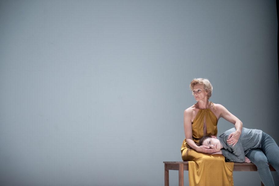 """Zdjęcie: Lublin/Polska Sieć Tańca 2020/21: Teatr Tańca Zawirowania """"Real Love"""" – chor. Daniel Abreu"""