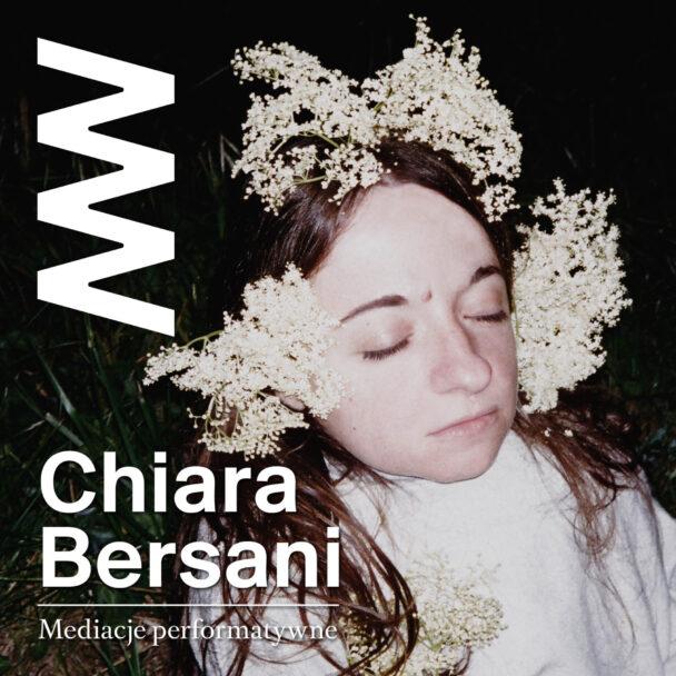 """Zdjęcie: Warszawa: Chiara Bersani """"Underwood"""" – wykład performatywny"""