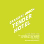 Zdjęcie: Grand re Union LIVE: Tender Hotel