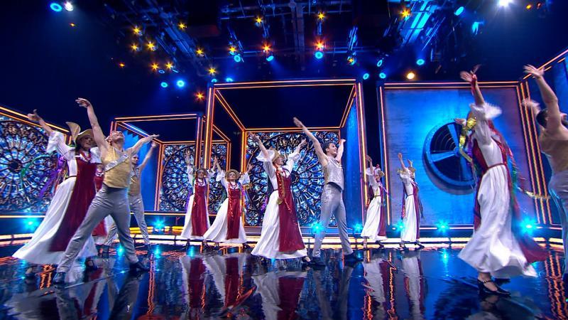 Zdjęcie: TVP Kultura: W niedzielę kolejne odcinki Sceny tanecznej  taniec jazzowy, step i musical