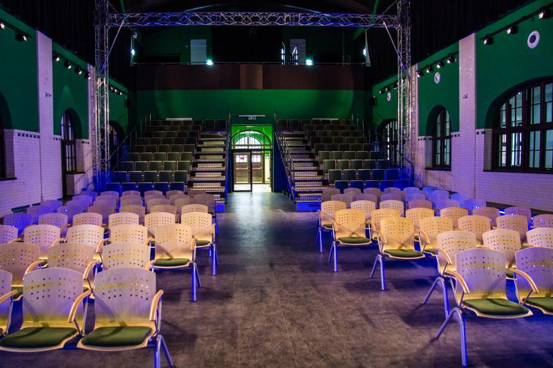 Zdjęcie: 72 godziny z tańcem. Bytom znów tańczy: Dni otwarte Bytomskiego Teatru Tańca i Ruchu ROZBARK