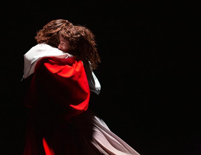 Zdjęcie: Maciej Kuźmiński pierwszym polskim choreografem na prestiżowym konkursie RIDCC