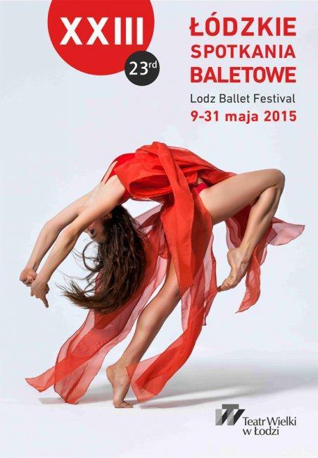 Zdjęcie: 23rd Łódź Ballet Festival coming up in May