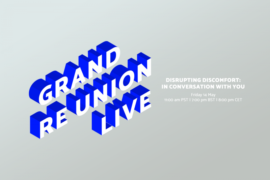 Zdjęcie: Grand re Union LIVE: May edition on Friday (14 May 2021)