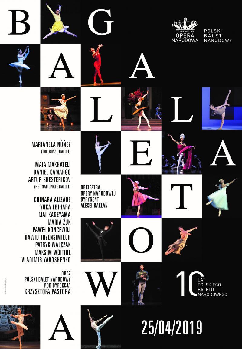 Zdjęcie: Gala baletowa z okazji 10-lecia Polskiego Baletu Narodowego
