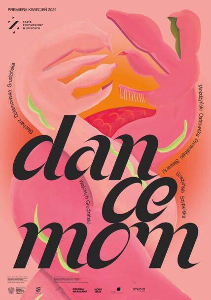 Zdjęcie: Premiera on-line spektaklu Dance Mom Wojciecha Grudzińskiego