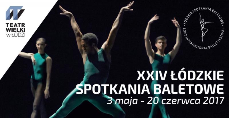 Zdjęcie: 24th Łódź Ballet Meetings to begin soon
