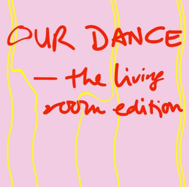 Zdjęcie: Berlin/PSR: Projekt taneczny online OUR DANCE  The living room edition