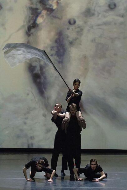 Zdjęcie: Opera Nova: Premiera Szeptów i cieni w chor. Jacka Przybyłowicza online w Międzynarodowy Dzień Tańca