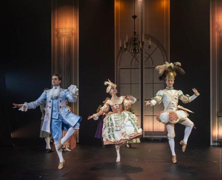 Zdjęcie: Międzynarodowy Dzień Tańca z Baletem Cracovia Danza