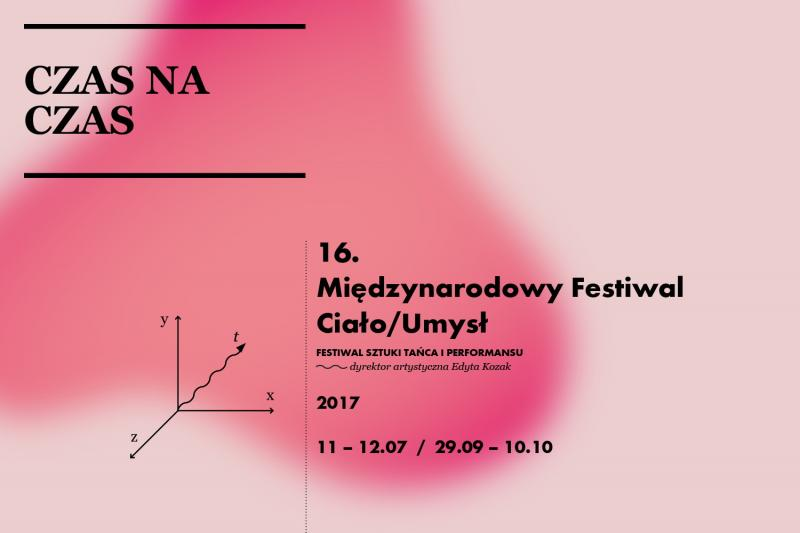 Zdjęcie: 16th International Body/Mind Festival features time as its main theme