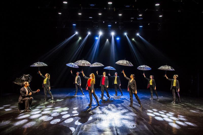 Zdjęcie: Międzynarodowy Dzień Tańca z Kieleckim Teatrem Tańca
