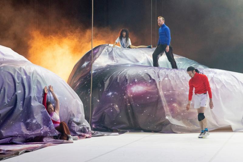 Zdjęcie: Wiedeń: Międzynarodowy Festiwal Tańca ImPulsTanz 2021  parada premier i najważniejszych dzieł światowej choreografii