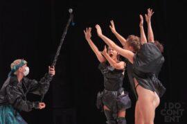 Zdjęcie: Zalagmienie, czyli choreografia to coś więcej niż spektakl
