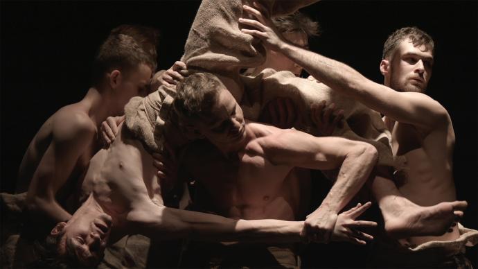 """Zdjęcie: Słupsk/Scena dla tańca 2019: Polski Teatr Tańca """"Żniwa"""" – reż. Igor Gorzkowski, chor. Iwona Pasińska"""