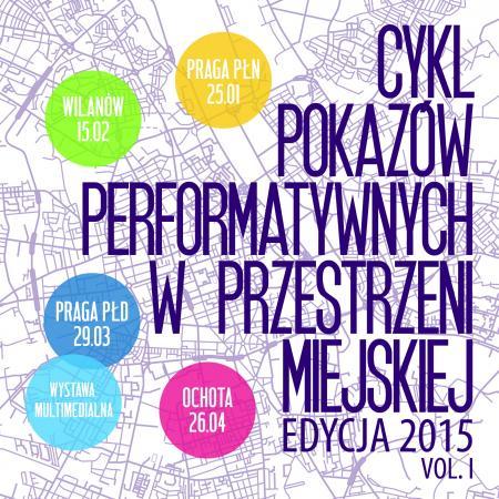 Zdjęcie: Warszawa/Kalendarz perFORMatywnej Warszawy: Performans taneczny przy Dworcu Wschodnim na Pradze
