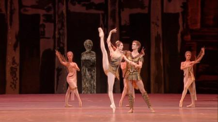 """Zdjęcie: Warszawa: Teatr Bolszoj """"Spartakus"""" – retransmisja – chor. Jurij Grigorowicz"""
