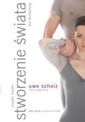 """Zdjęcie: Poznań/Dotknij teatru: Teatr Wielki im. Moniuszki """"Stworzenie świata"""" – chor. Uwe Scholz"""