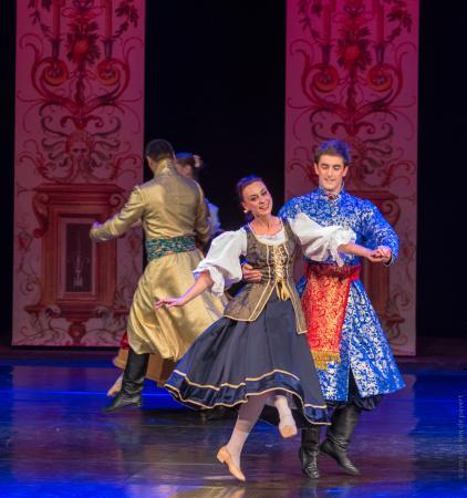 """Zdjęcie: Kraków/Niedziele dla tańca: Balet Dworski Cracovia Danza """"Ballet des Nations"""""""
