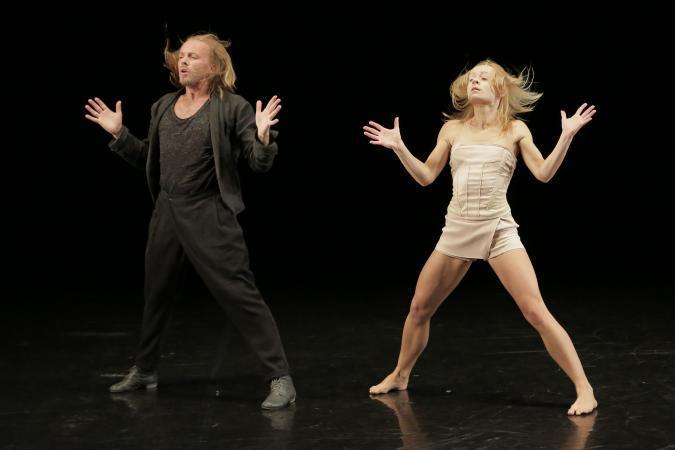 """Zdjęcie: Gdańsk/Projekt Niderlandy: Bałtycki Teatr Tańca """"Fun/Light/Body Master"""" – chor. Izadora Weiss"""