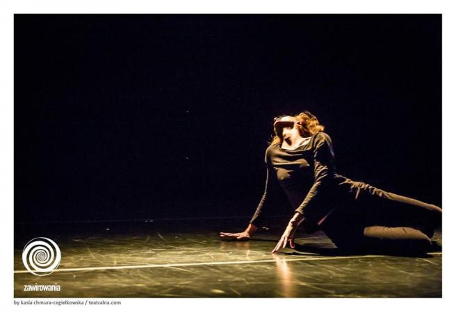 """Zdjęcie: Sopot/Przegląd """"Mistrzowie Polskiego Tańca"""": Teatr Tańca Zawirowania/Elwira Piorun """"Tomorrow"""""""