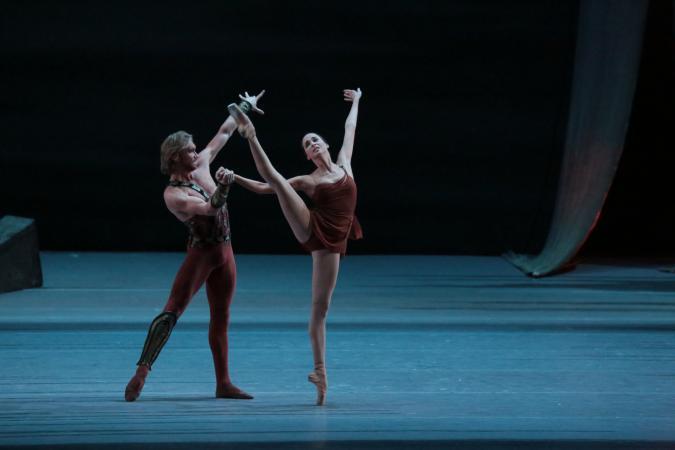 """Zdjęcie: Kina w Polsce/Bolshoi Ballet Live 2015-16 """"Spartakus"""" – chor. Jurij Gregorowicz – retransmisja"""