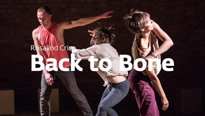 """Zdjęcie: Poznań/Platform East: Rosalind Crisp """"Back to Bone"""""""