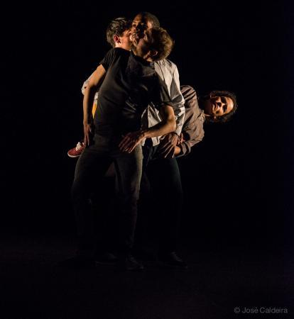 """Zdjęcie: Lublin/XIX Międzynarodowe Spotkania Teatrów Tańca: Marco da Silva Ferreira """"Hu(r)mano"""" i Igor and Moreno """"Idiot-Syncrasy"""""""