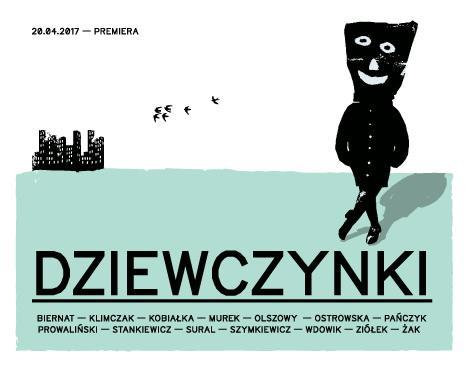 """Zdjęcie: Warszawa: Teatr Studio """"Dziewczynki"""" – reż. Małgorzata Wdowik, chor. Marta Ziółek"""