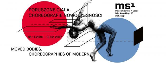 """Zdjęcie: Łódź: Muzeum Sztuki (ms¹) """"Poruszone ciała. Choreografie nowoczesności"""" – wystawa"""