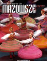 Zdjęcie: Państwowy Zespół Ludowy Pieśni i Tańca Mazowsze im. Tadeusza Sygietyńskiego