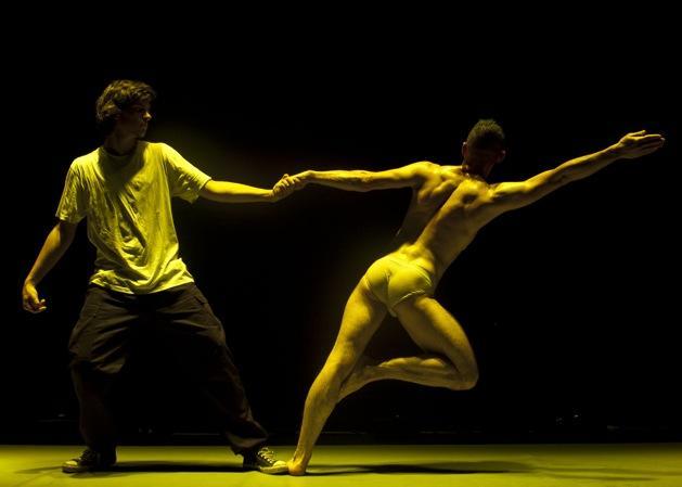 "Zdjęcie: Lublin/IV Maat Festival/Konfrontacje Teatralne: Teatr MAAT Projekt ""Station de Corps"""