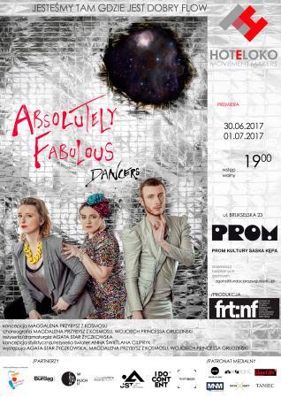 "Zdjęcie: Warszawa: HOTELOKO movement makers ""Absolutely Fabulous Dancers"""