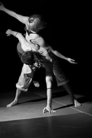 Zdjęcie: Bytom/ŚTT: Ogólnopolskie Warsztaty Tańca Współczesnego – Ratajski, Zajkowski, Szwesta, Holesz, Kasprzyk