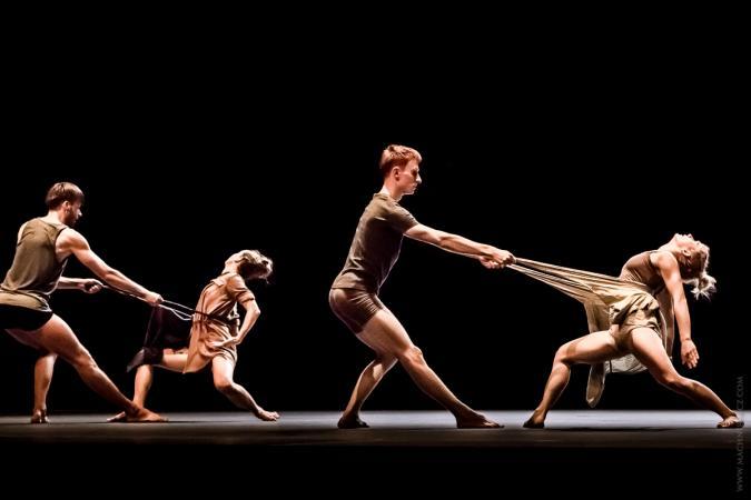 "Zdjęcie: Mielec/Scena dla tańca 2016/Nesting 2016: Krakowski Teatr Tańca ""Nesting"""