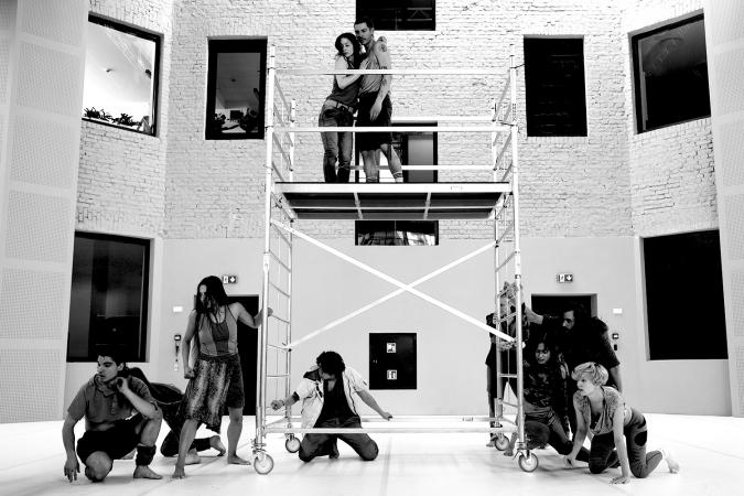 Zdjęcie: Poznań/Malta Festival 2021: Romeos & Julias unplagued. Traumstadt  chor. Y. Waki