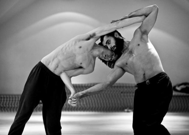 """Zdjęcie: Wrocław/""""BodyConstitution 2016"""": Studio Dwóch Ścieżek – trening. Prowadzenie: Jakub Gontarski"""