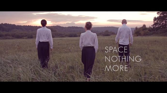 """Zdjęcie: Kraków/Międzynarodowy Dzień Tańca: Obszar tańca/Teatr Barakah """"Space nothing more"""""""