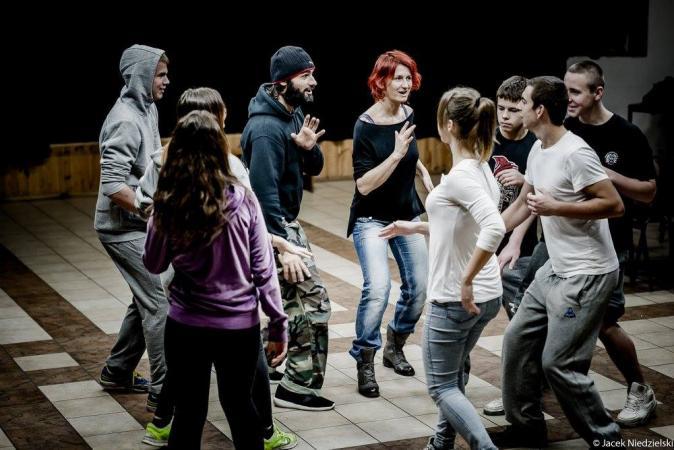 """Zdjęcie: Wrocław/Myśl w ruchu 2016:Pokaz finałowy projektu  """"Planet Kids – Kreatywność"""""""