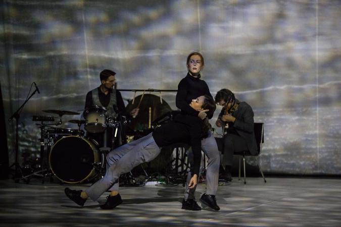 Zdjęcie: Białystok/XVIII Festiwal Kalejdoskop: Dominika Wiak, Daniela Komędera-Miśkiewicz Manhattan