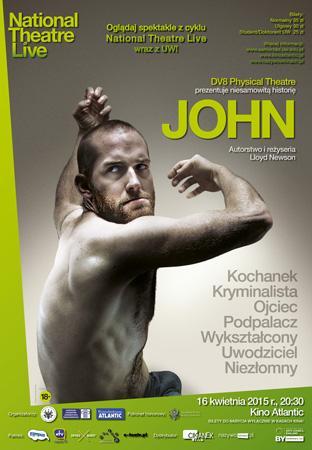 "Zdjęcie: Warszawa/National Theatre Live: DV8 Physical Theatre ""John"" – retransmisja"